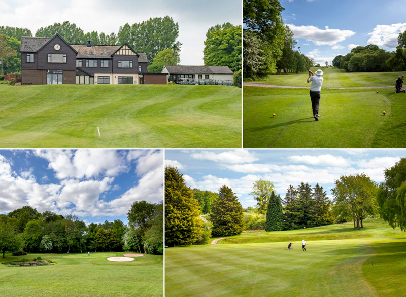Golf courses for sale The Herefordshire Golf Club