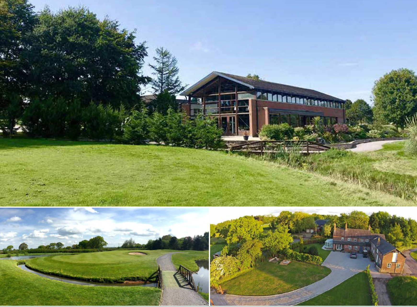 Golf courses for sale High Legh Park Golf Club